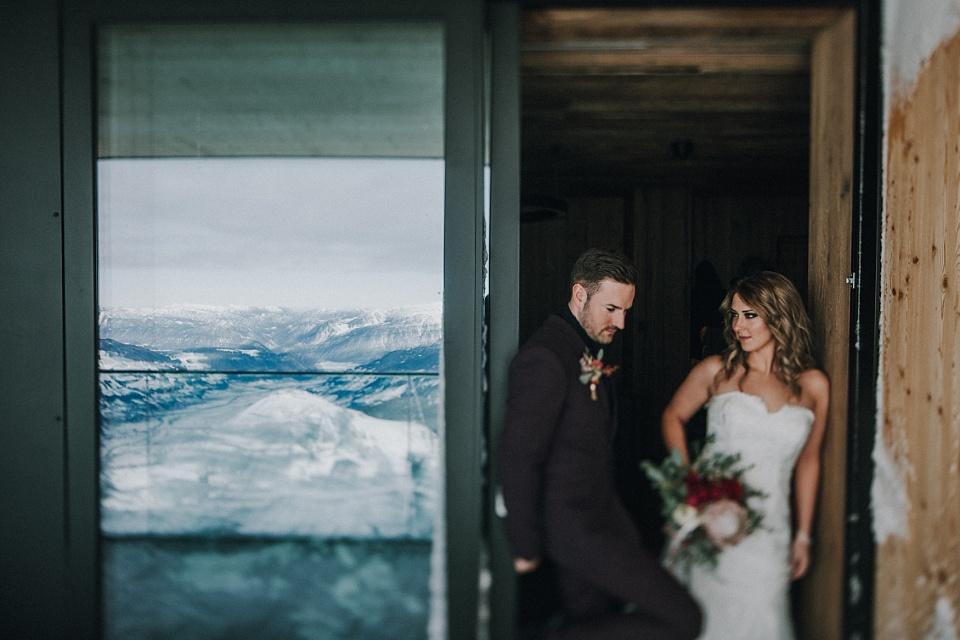 After Wedding Shooting, Zillertal, Brautpaar, Albergo
