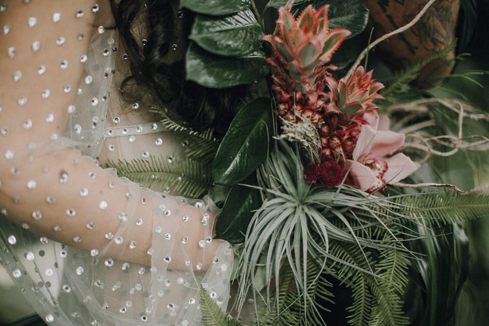 Hochzeit, Details, Blumen