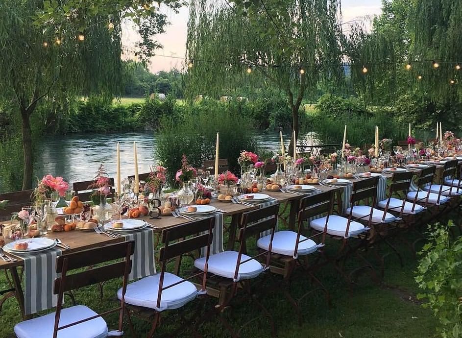 La Finestra sul Fiume - eine tolle Location zum Heiraten am Gardasee