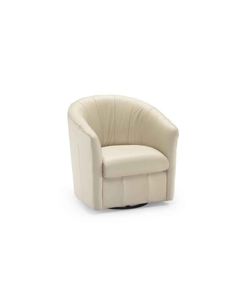 natuzzi swivel chair rental new orleans a835 veronica forma furniture