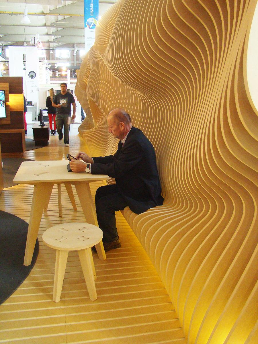 FORMAKERS  Pavilion for exhibition and sale of furniture
