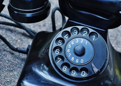 TELEPHONE COMMUNICATION (8 ORE) | Prossimamente…