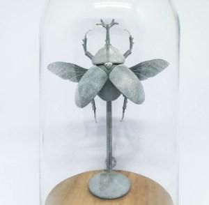 3D print kever schaalmodel