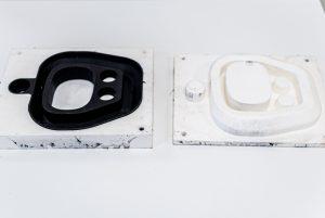 3D print Siliconen mal