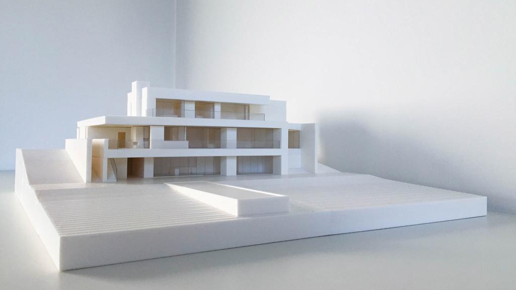 Maquette Architect Anja Vissers