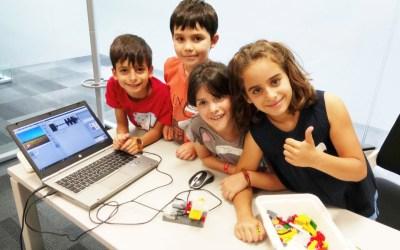 Extraexcolares curso 2018/2019 |  Robótica educativa, desarrollo de videojuegos y STEAM