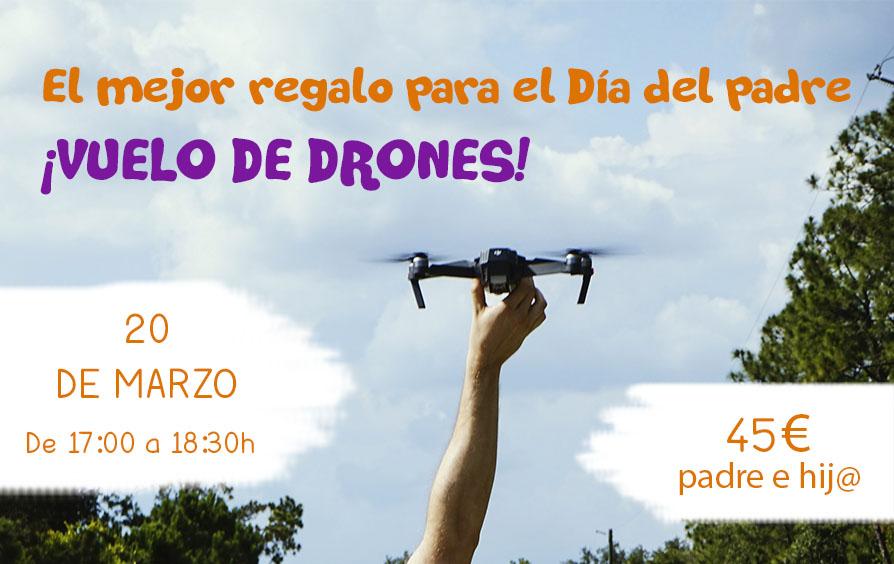 El mejor regalo para el día del padre | Vuelo y programación de drones