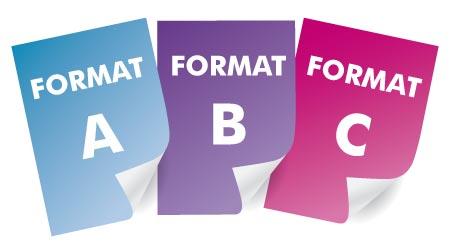 Image result for formats