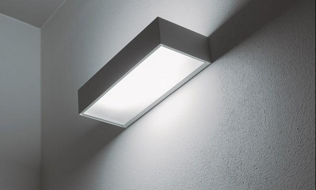 Lampada Eco di DAVIDE GROPPI  Lampade da parete