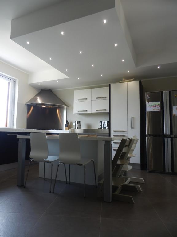 Riadattamento una cucina con un tocco di design