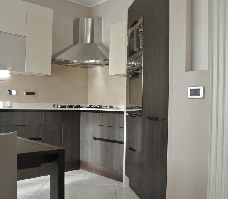 Ristrutturazione di un appartamento prima e dopo