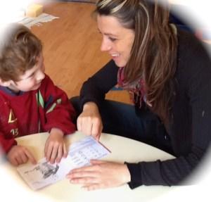 Nina Lefebvre, formatrice Montessori