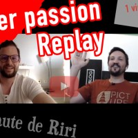 "Replay ""La minute de Riri"" Le métier passion"