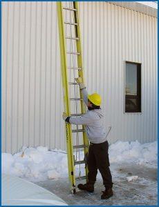Formation utilisation d'échelles