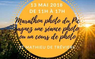 Marathon photo du Pic