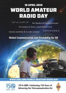 Manifesto World Amateur Radio Day