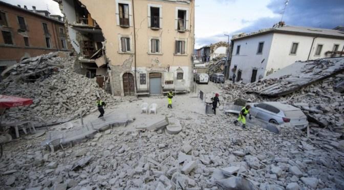 Terremoto: Lasciare libere le frequenze adibite ad emergenza