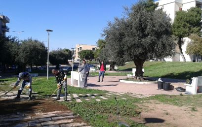 Manutenzione del verde pubblico: la formazione ai giovani incontra il senso civico