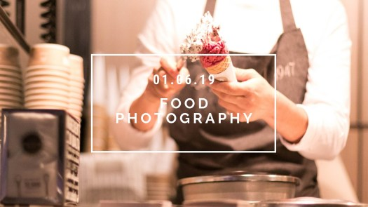 FOOD PHOTOGRAPHY TOUR