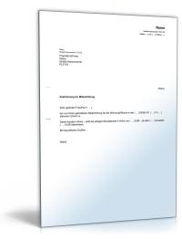Zustimmung zur Mieterhhung: Rechtssicheres Muster zum ...