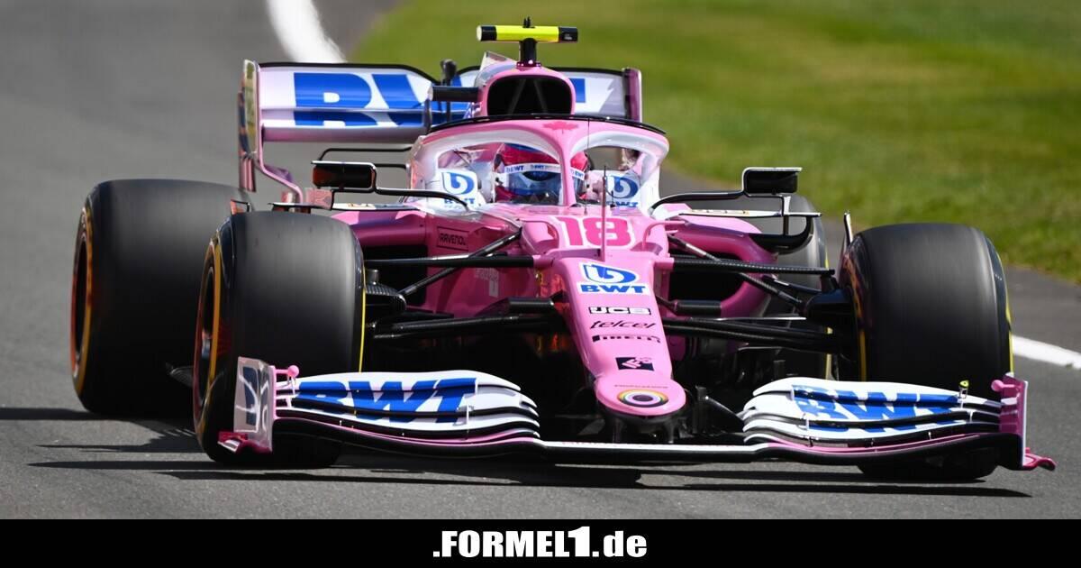 Formel 1 Silverstone 2020 Der Freitag In Der Chronologie