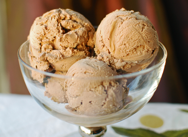 Chocolate Peanut Butter Ice Cream