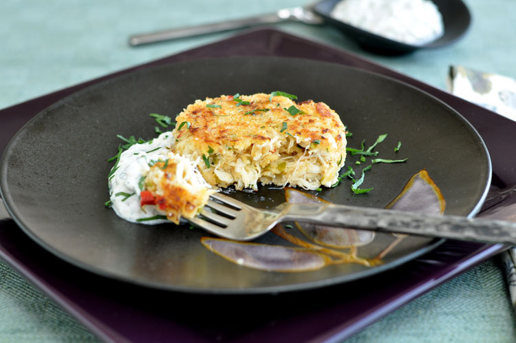 How to Make Crab Cakes with Remoulade