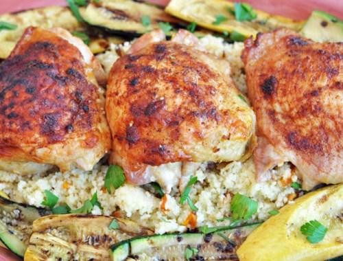 Berbere Spiced Chicken