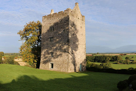 For Sale Carrigacunna Castle Killavullen Mallow Co Cork