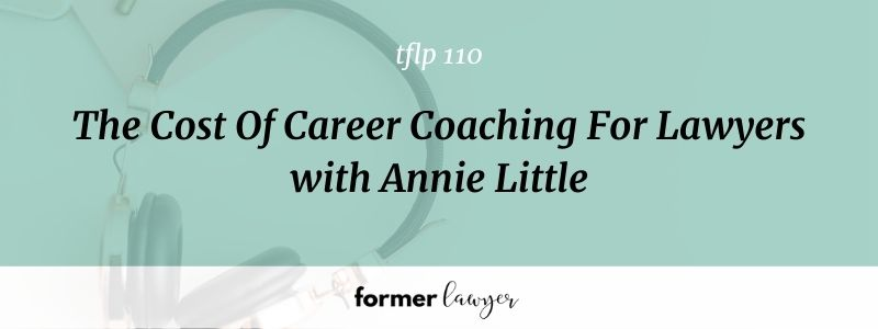 Career coaching for lawyers