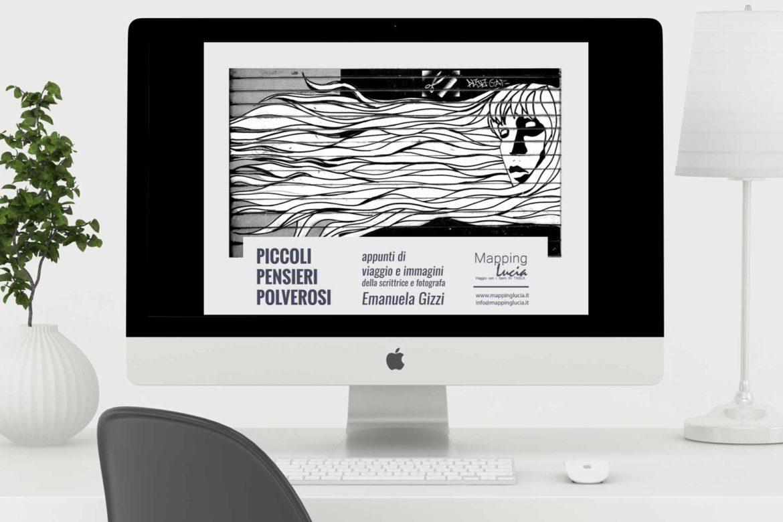 Raccolta digitale e stampata di pensieri e fotografie della poetessa/fotografa Emanuela Gizzi
