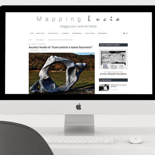 Sito web Mapping Lucia