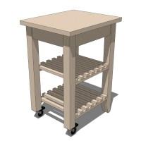 Bekvam Kitchen Cart  Wow Blog