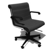 Knoll Sapper Management Chair 3D Model - FormFonts 3D ...