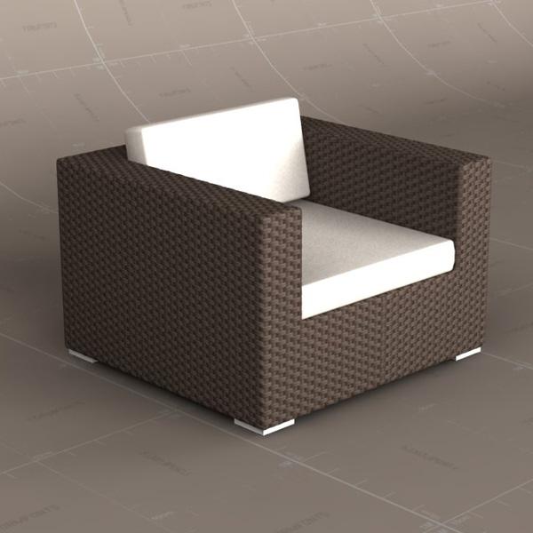 Swing 46 Outdoor Set 3D Model  FormFonts 3D Models  Textures