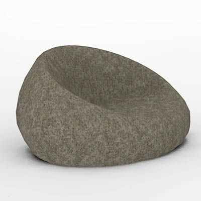 cars sofa chair pallet bed pinterest living stone 3d model - formfonts models & textures