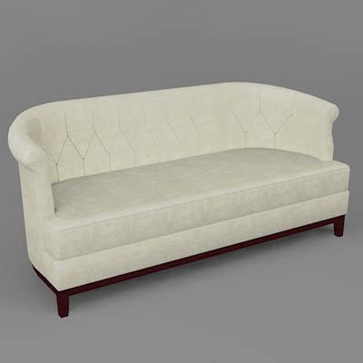 emma tufted sofa rv jackknife recliner seating 3d model formfonts models textures the range of from home decorat