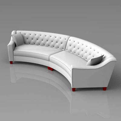 home decorators tufted sofa plans diy riemann 3d model formfonts models textures curved from co