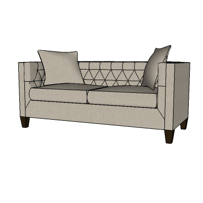 home decorators tufted sofa power recliner lakewood 3d model formfonts models textures from collet