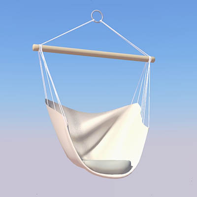 swing chair revit family ford flex rear captains chairs hammock seat 3d model formfonts models textures canvas