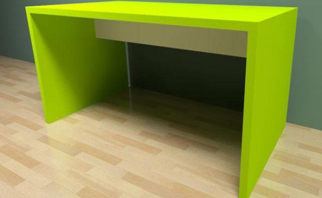 Ikea Mikael Desks 3d Model Formfonts 3d Models Textures