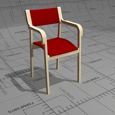 chairs for seniors deck sale salus senior citizens 3d model formfonts models