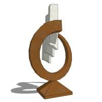 sculpture 2 3D Model - FormFonts 3D Models & Textures