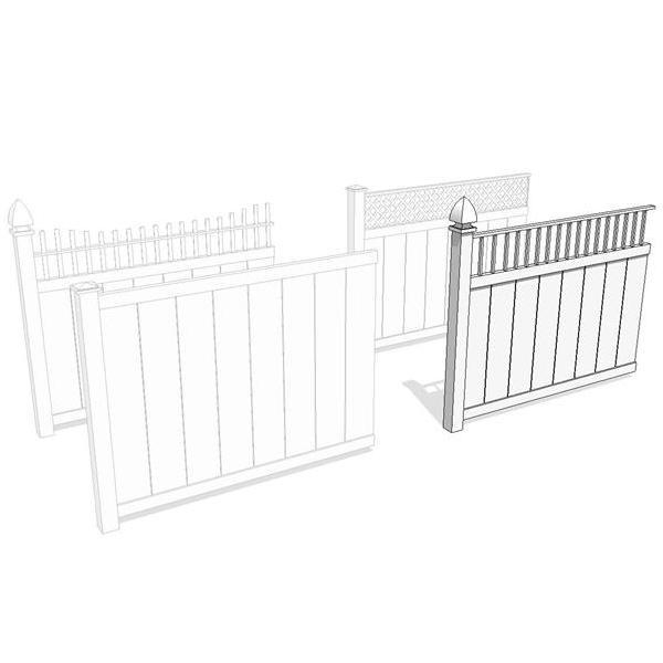 25+ Revit Landscape Fences Pictures and Ideas on Pro Landscape