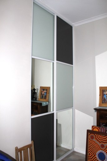 Sliding Mirror Bedroom Doors Multi Panel
