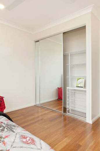 Abode New Homes Mirror Bedroom Wardrobe Doors