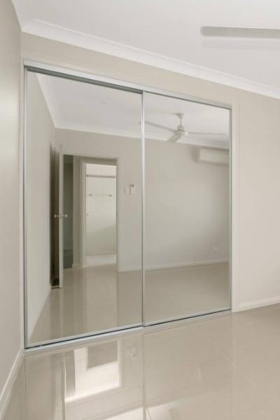 Glass Mirror Sliding wardrobe Doors Abode New Homes