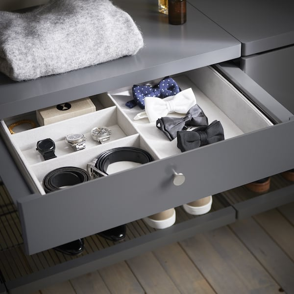 elfa decor Drawer also available in white