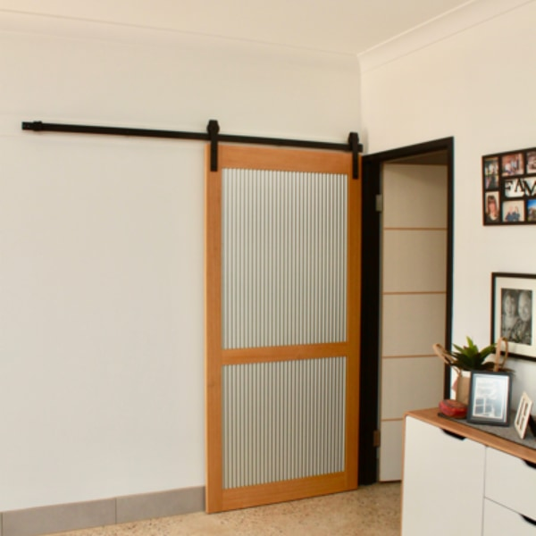 Barn Door Mini Orb with Timber Frame
