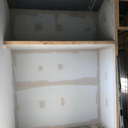Grollo Home Bedroom 2 Under Construction Wardrobe